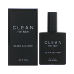 CLEAN Black Leather For Men